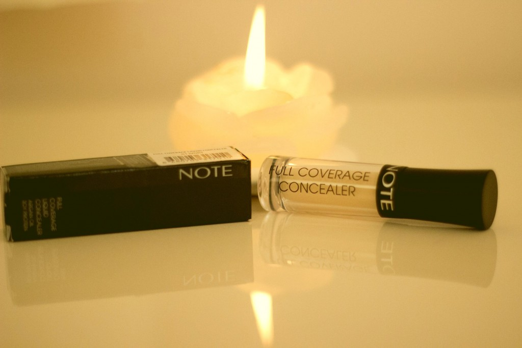 Note Cosmetics Full Coverage Concealer