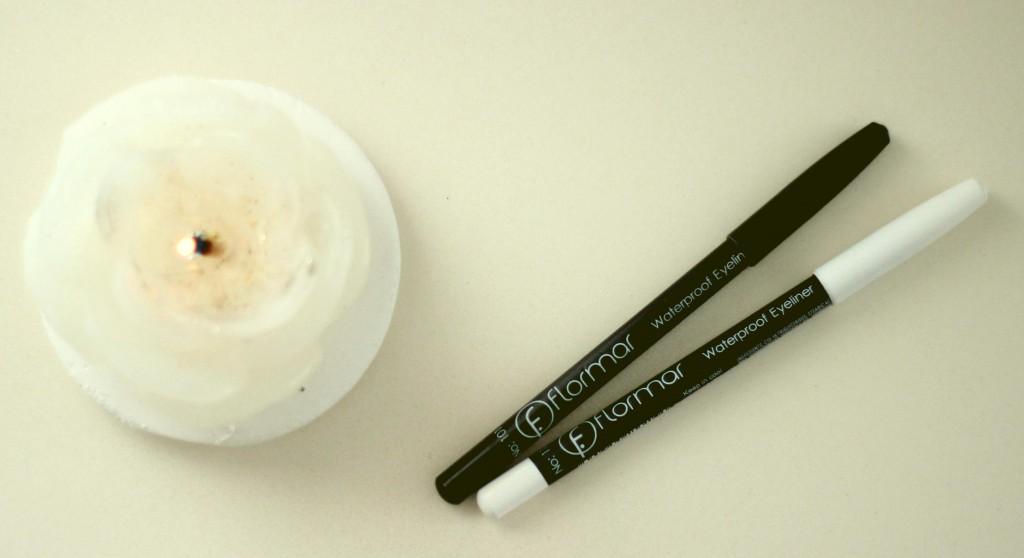 Flormar Waterproof Eyeliner / Suya Dayanıklı Göz Kalemleri