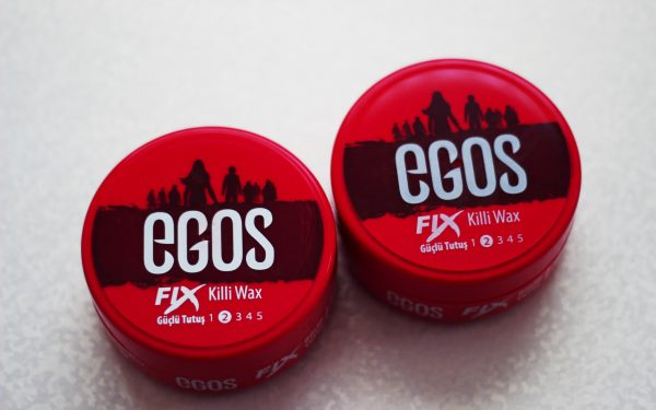 EGOS-FİX-KİLLİ WAX