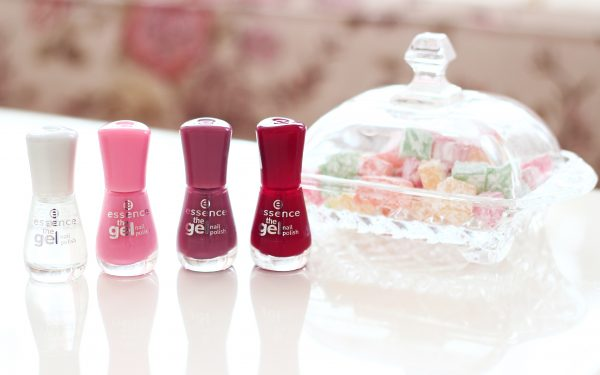 essence-the gel nail polish- jel oje