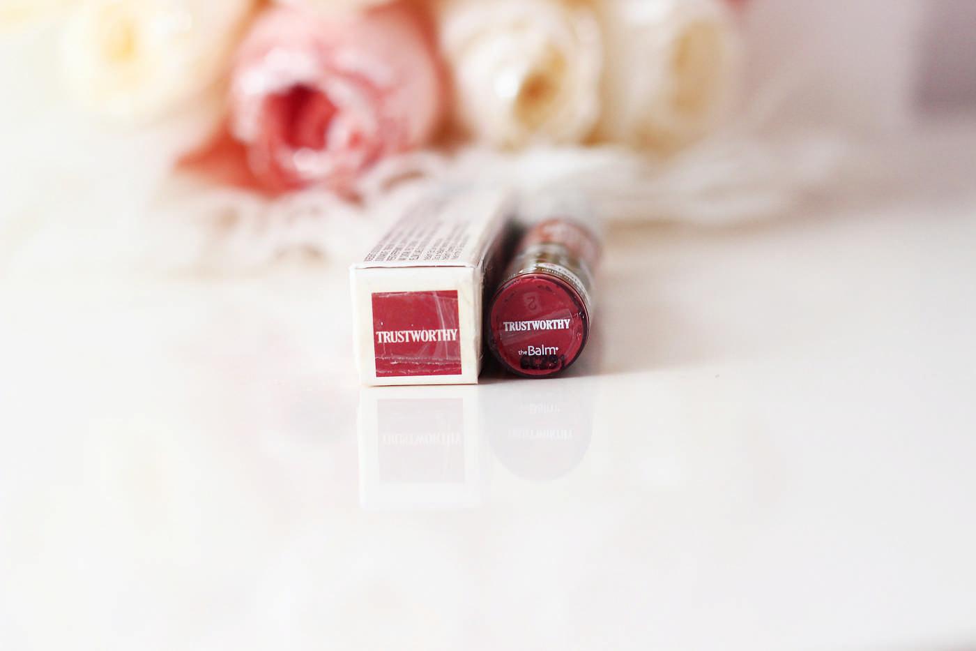 The Balm Meet Matte Hughes Liquid Lipstick Likit Ruj - Trustworthy (3)