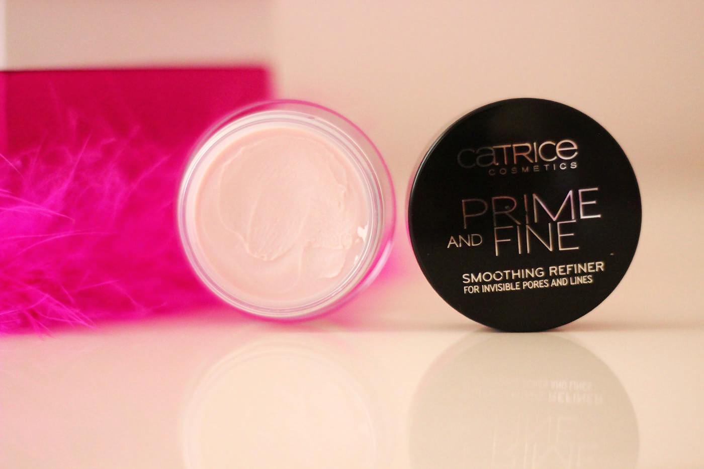 catrice-prime and fine-gözenekler için makyaj bazı.