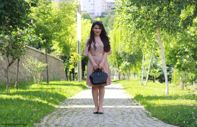 puantiyeli-elbise