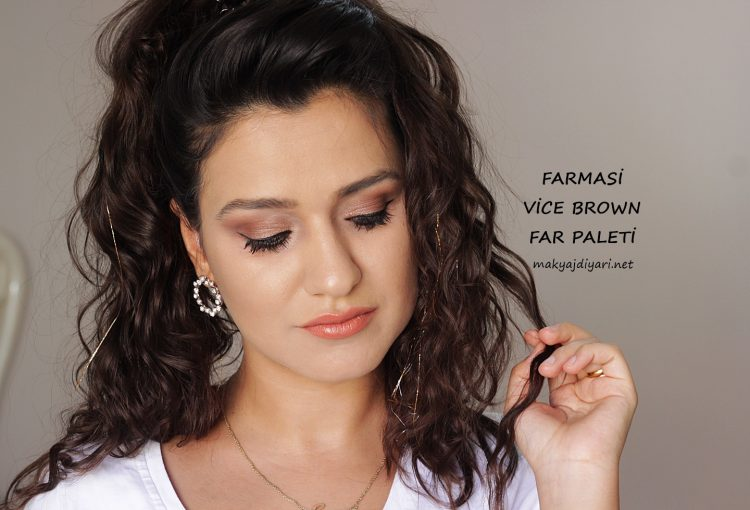farmasi-vice-brown-eyeshadow
