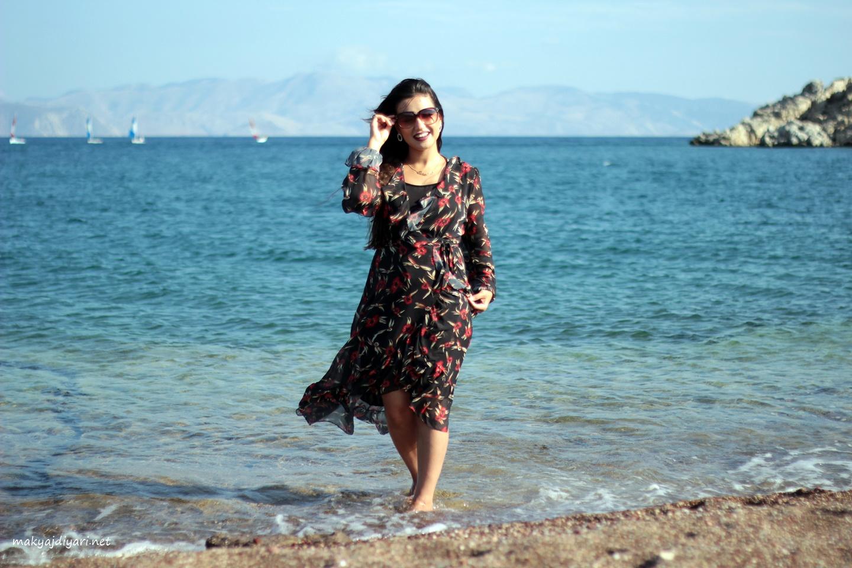 siyah-sifon-elbise