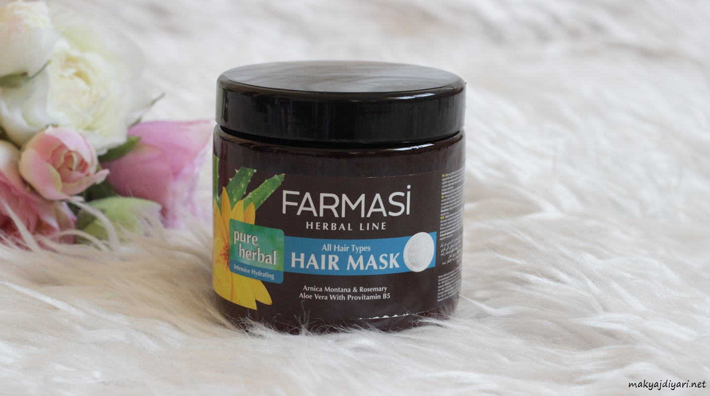 farmasi-pure-herbal-sac-maskesi