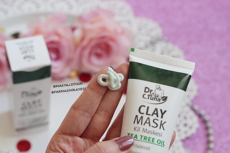 farmasi-cay-agaci-kil-maskesi
