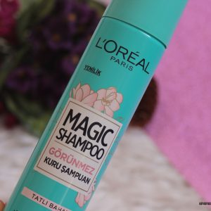 loreal-magic-shampoo-gorunmez-kuru-sampuan